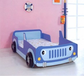 Astonishing Car Bed Designs Ideas That Every Kids Must See 02