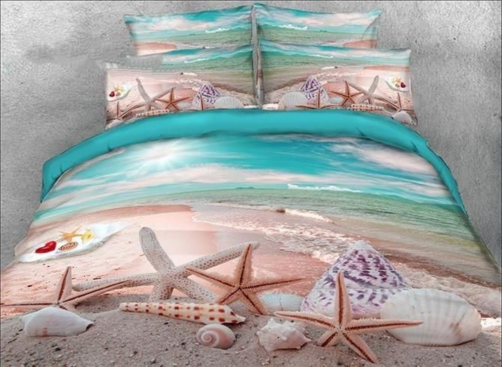 Favored Bedroom Design Ideas With Beach Themes 39