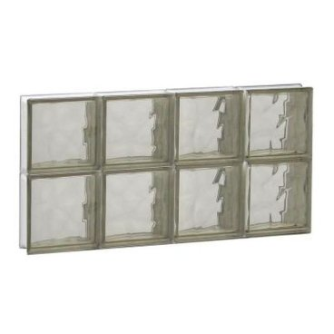 Favored Glass Block Windows Ideas To Enhance Your Home Decor 04