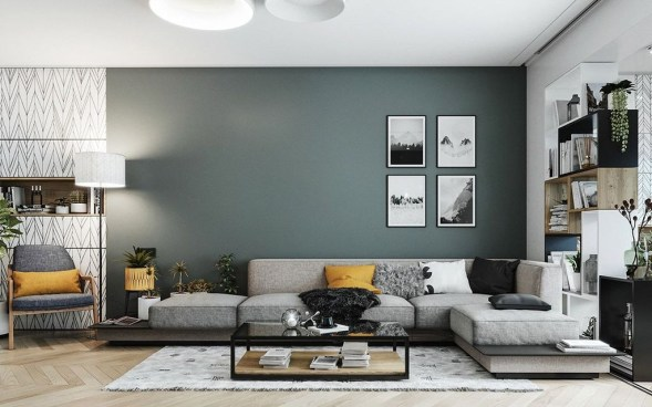 Latest Scandinavian Style Interior Apartment Ideas To Try 29