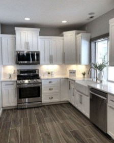 Casual Kitchen Design Ideas For The Heart Of Your Home 36