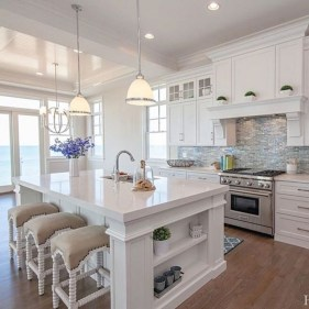 Casual Kitchen Design Ideas For The Heart Of Your Home 39