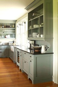 Classy Farmhouse Kitchen Cabinets Design Ideas To Copy 40