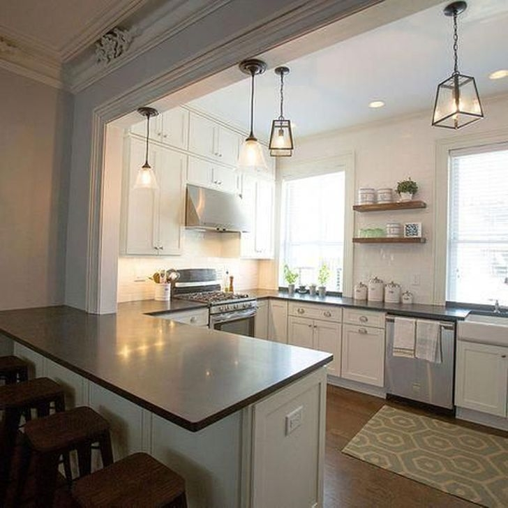 Hottest Small Kitchen Ideas For Your Home 38