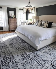 Trendy Farmhouse Master Bedroom Design Ideas 21