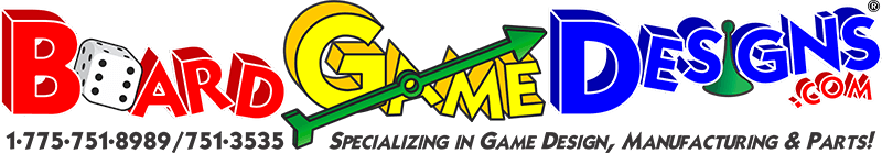 Board Game Design & Game Manufacturing Services