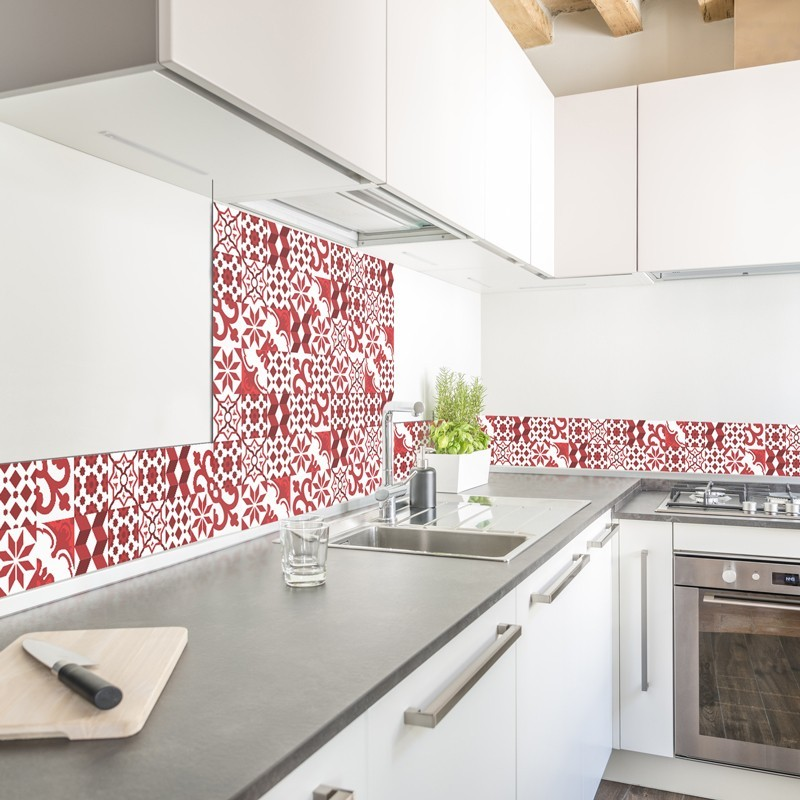 mozai k rouge