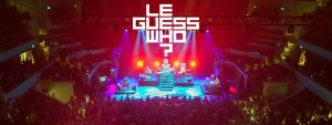 Le Guess Who 2018