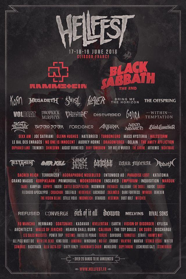 Hellfest 16