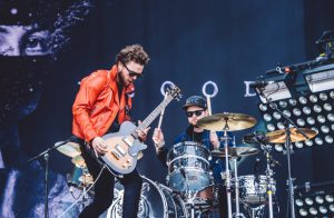 Royal Blood en 49 anderen naar Reading & Leeds