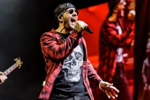 Avenged Sevenfold Nova Rock 2018