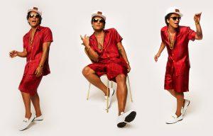 Bruno Mars zakt af naar Werchter Boutique 2018