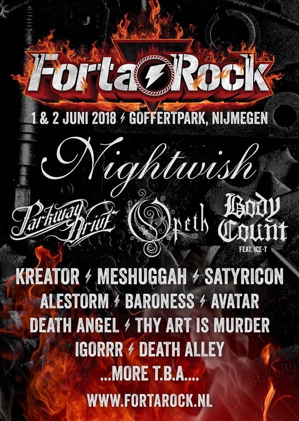 FortaRock 2018