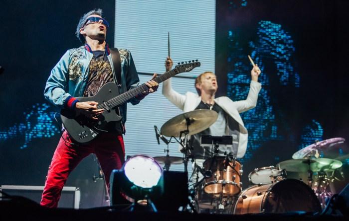 Muse op Rock Werchter 2019