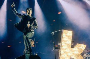 The Killers ook naar I-Days Festival