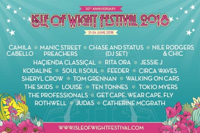 Isle of Wight 2018