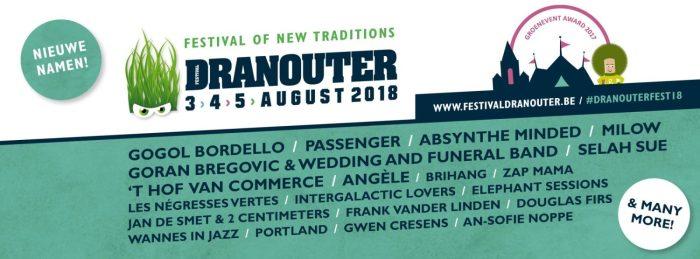 Festivalverslag Dranouter 2018