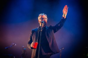 The National laatste headliner Sziget 2019