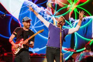 Coldplay en meer naar Global Citizen Festival