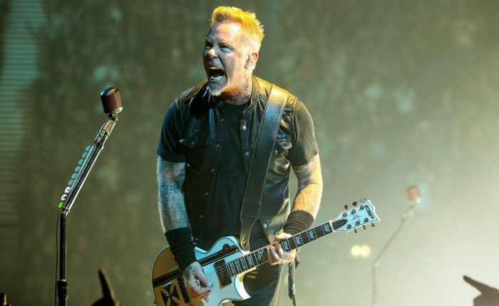 Metallica naar Brussel in juni 2019