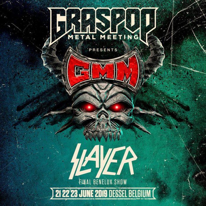 Slayer Graspop 2019