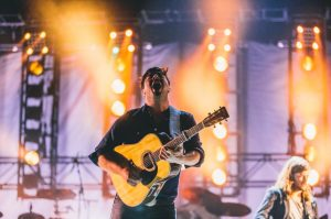 Mumford & Sons naar BottleRock Napa Valley 2019