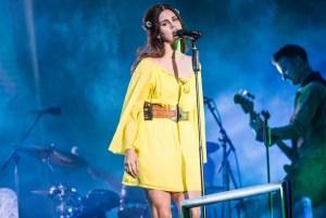 FIB Benicàssim 2019 strikt Lana Del Rey