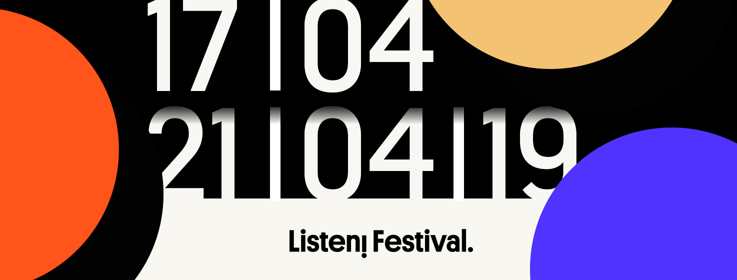 Listen! 2019