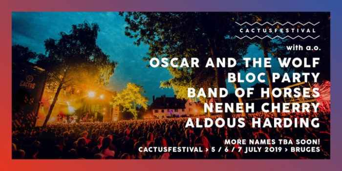 Cactusfestival 2019