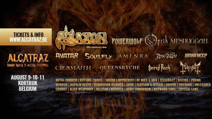Alcatraz Metal Festival 2019