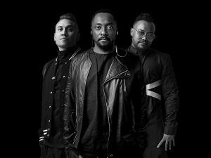 Black Eyed Peas ook naar Zwarte Cross 2019