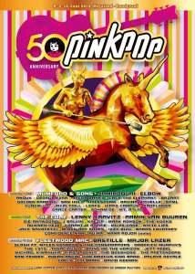 Pinkpop 2019 presenteert 50ste editie