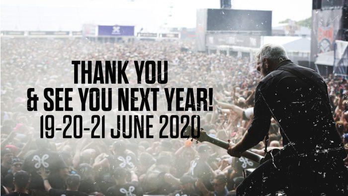 Graspop 2020 op 19, 20 en 21 juni
