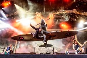 Bospop 2020 strikt Iron Maiden