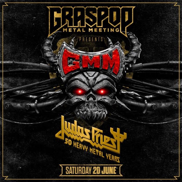 Judas Priest op Graspop 2020