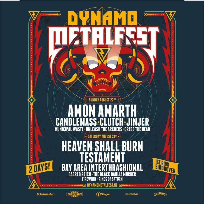 Dynamo MetalFest 2021 Testament