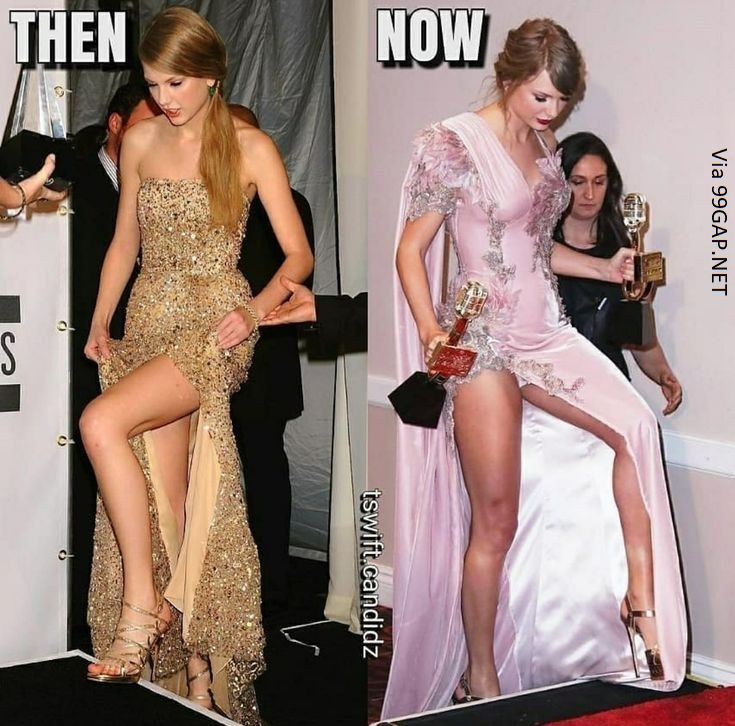 Funny Pictures Of Taylor Swift Vs. Fashion