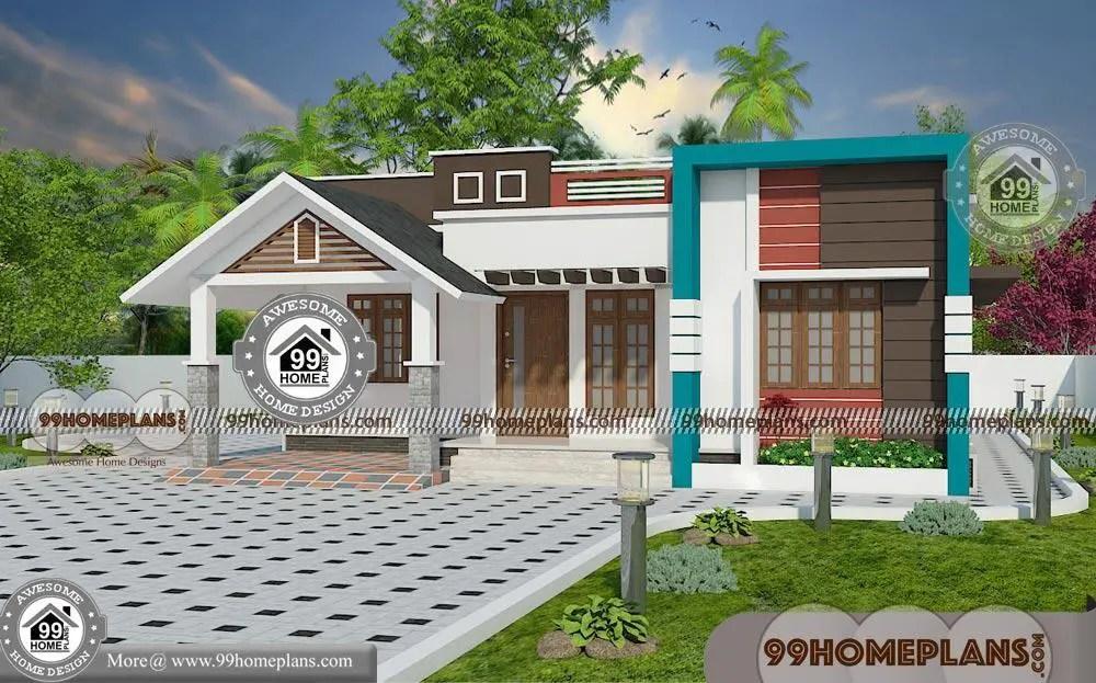 Simple Modern Ranch House Plans