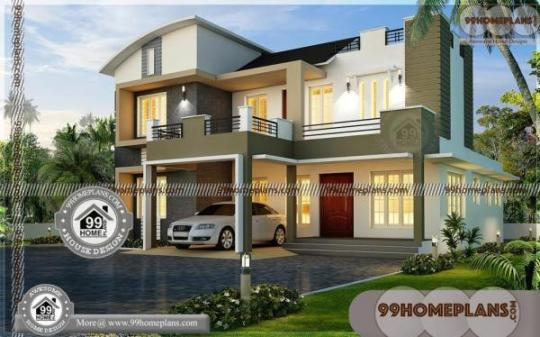 Create House Plans Online   Contemporary House Plans Two Story Design