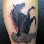 100 Realistic Black Horse Tattoo Design 1080x1457 2020