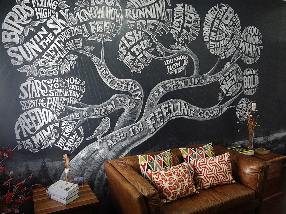 beautyful Typography wall art  5