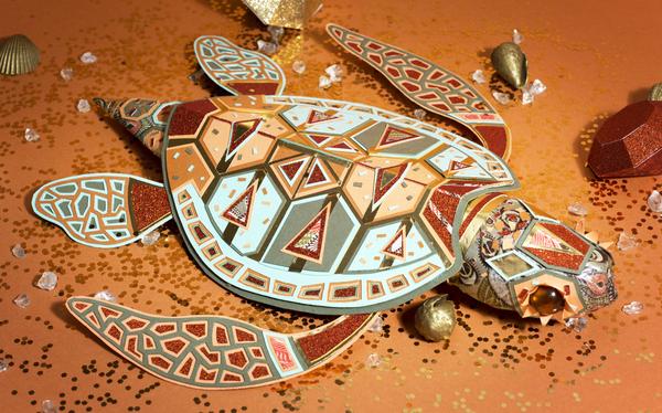 best papercraft art design 18