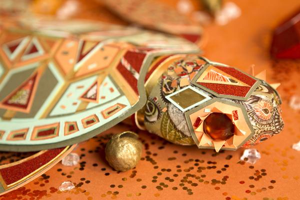 best papercraft art design 20
