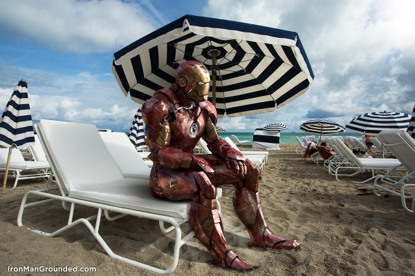 Iron Man Grounded - What Happened With Him