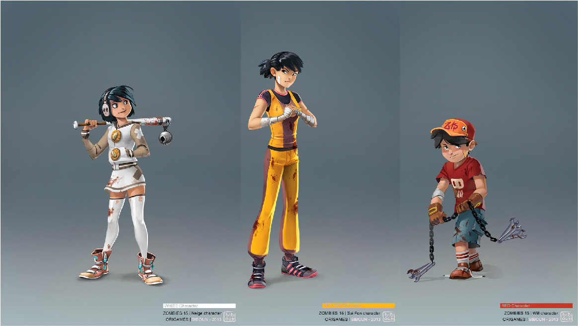 best character design illustration  15