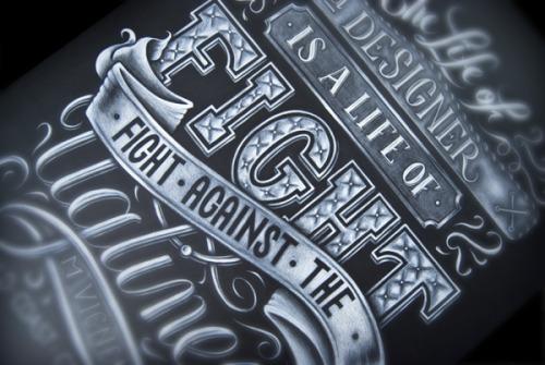elegant typography design inspirations 1