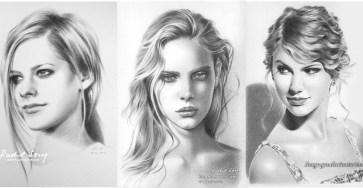 Amazing realistic pencil drawings- Leong Hong Yu 02