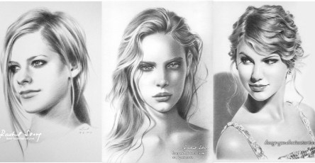 Amazing realistic pencil drawings- Leong Hong Yu 02