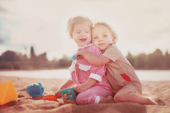 Cute and adorable photography poses for kids