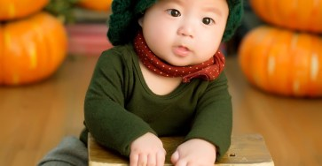 13 Cute and Modern Baby Photography